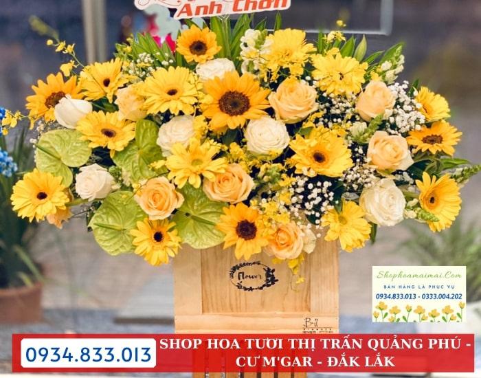 Đặt Hoa Online Tại Đắk Lắk