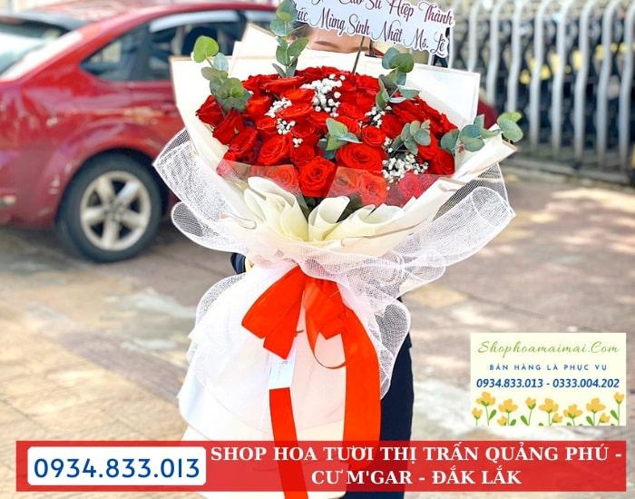 Tiệm Hoa Tươi Tại Đắk Lắk