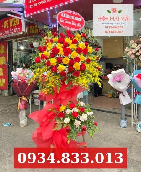 Cửa Hàng Hoa Khai Trương Tại Đắk Lắk