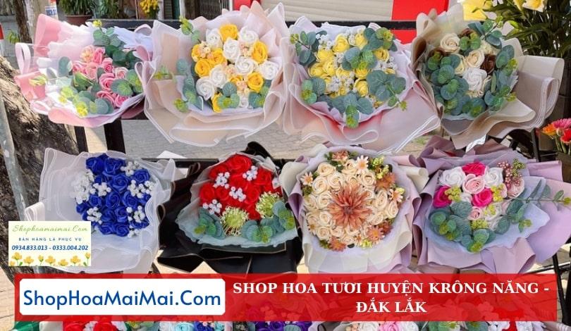Tiệm Hoa Tươi Huyện Krông Năng