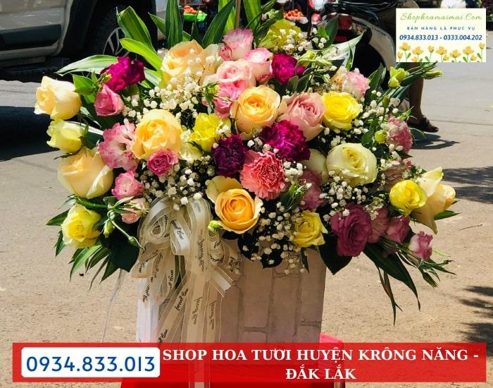 Mua Hoa Tươi Online Huyện Krông Năng
