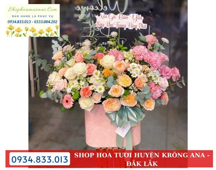 Cắm Hoa Theo Yêu Cầu Tại Huyện Krông Ana