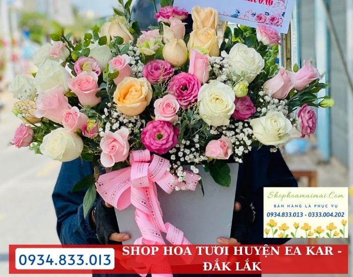Shop Hoa Khai Trương Đắk Lắk