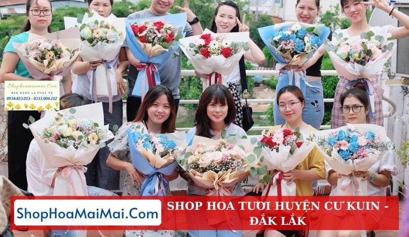 Cửa Hàng Hoa Tươi Huyện Cư Kuin