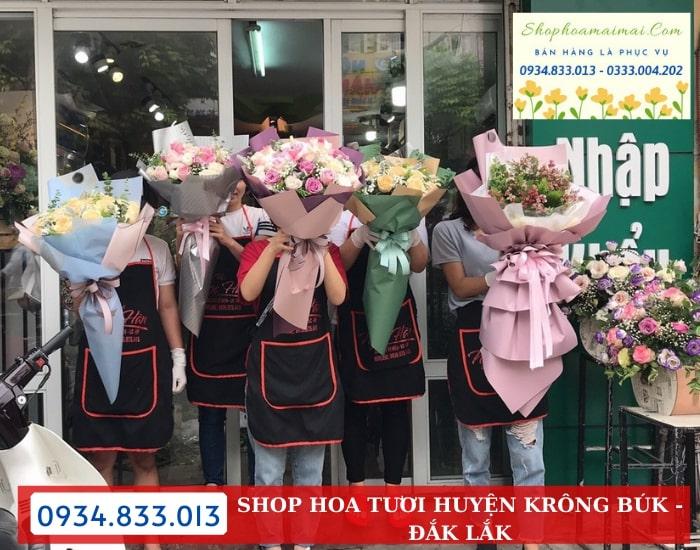 Đặt Hoa Tươi Online Huyện Krông Búk