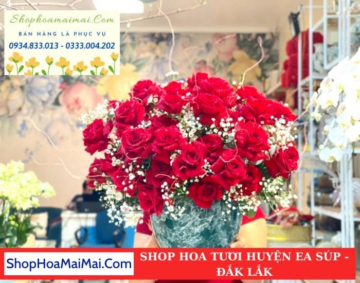Cắm Hoa Theo Yêu Cầu Tại Đắk Lắk