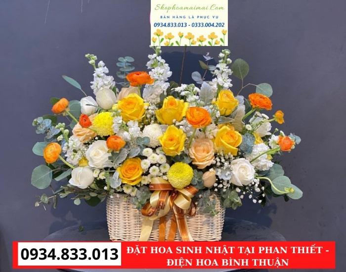 Mua Hoa Sinh Nhật Online Tại Bình Thuận