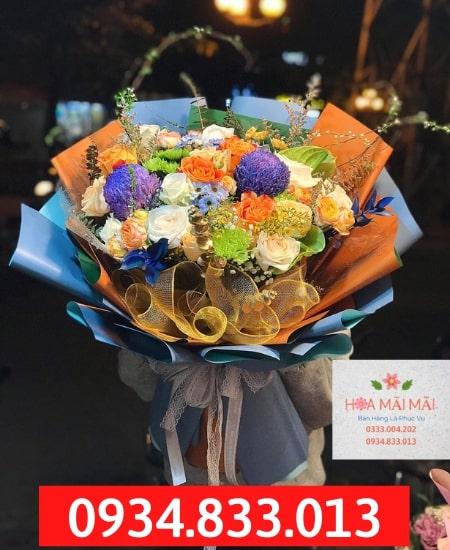 Đặt Hoa Sinh Nhật Bình Thuận