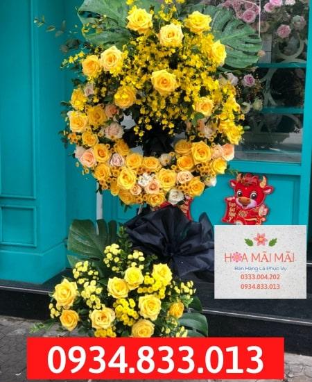 Tiệm Hoa Chia Buồn Tại Phan Thiết