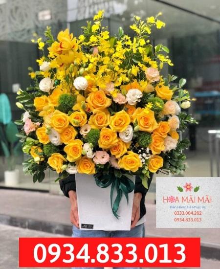 Cắm Hoa Sinh Nhật Theo Yêu Cầu Tại Phan Thiết