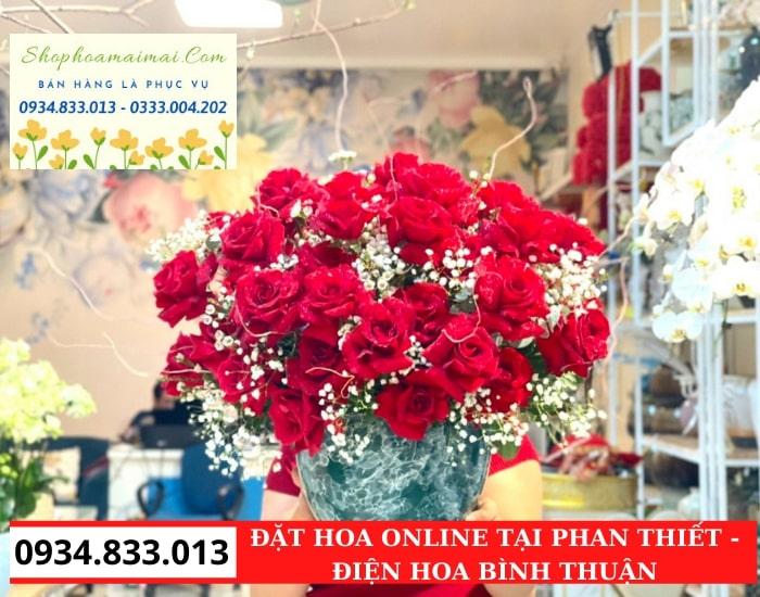 Tiệm Hoa Tươi Tại Bình Thuận