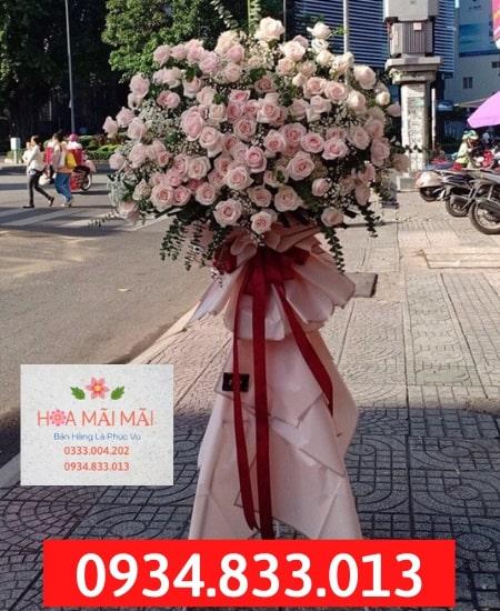 Cửa Hàng Hoa Khai Trương Bình Thuận