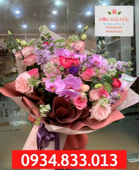 Tiệm Hoa Sinh Nhật Tại Đồng Nai