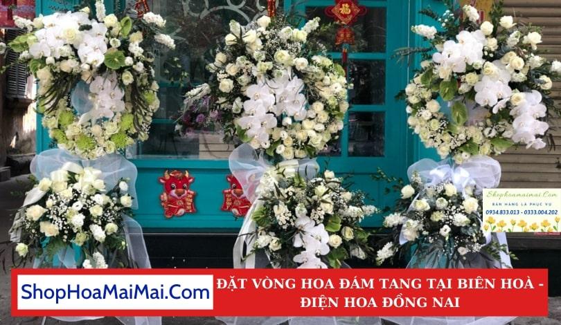 Điện Hoa Chia Buồn Tại Biên Hoà