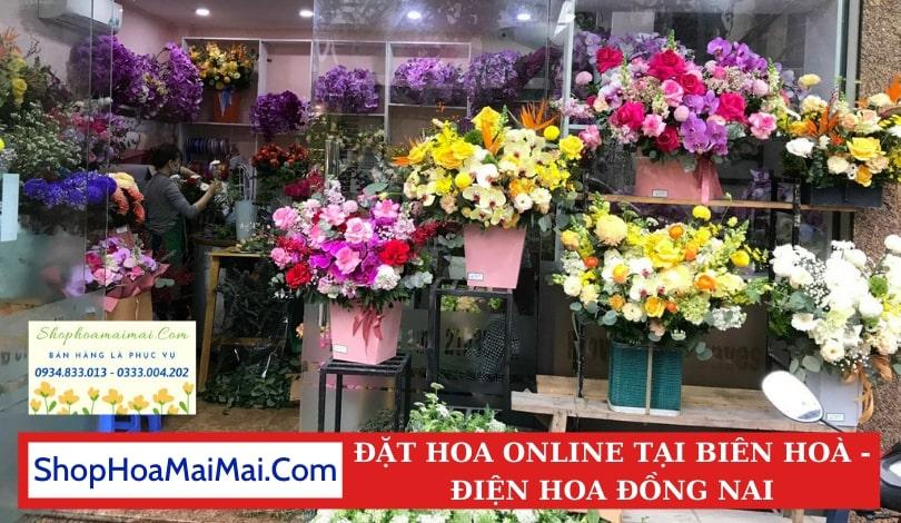 Mua Hoa Tươi Online Tại Biên Hoà