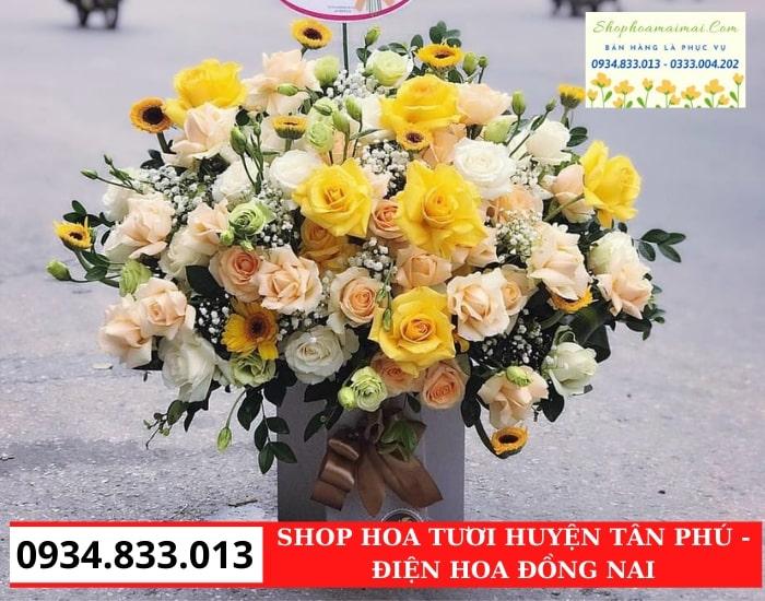 Cửa Hàng Hoa Huyện Tân Phú