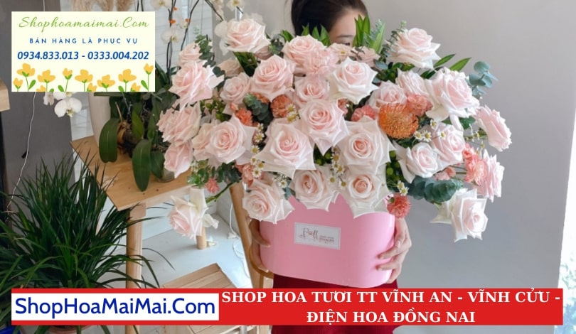 Ship Hoa Tươi Tận Nơi Đồng Nai