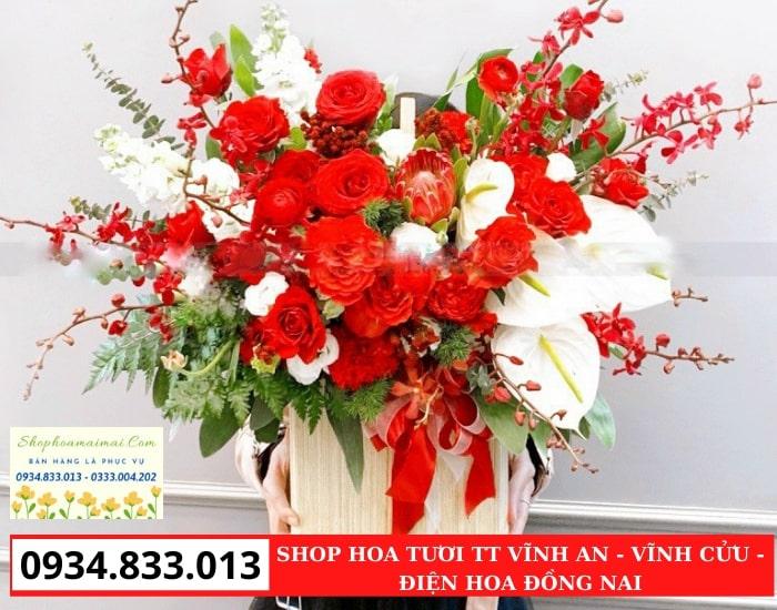 Cắm Hoa Theo Yêu Cầu Tại Đồng Nai