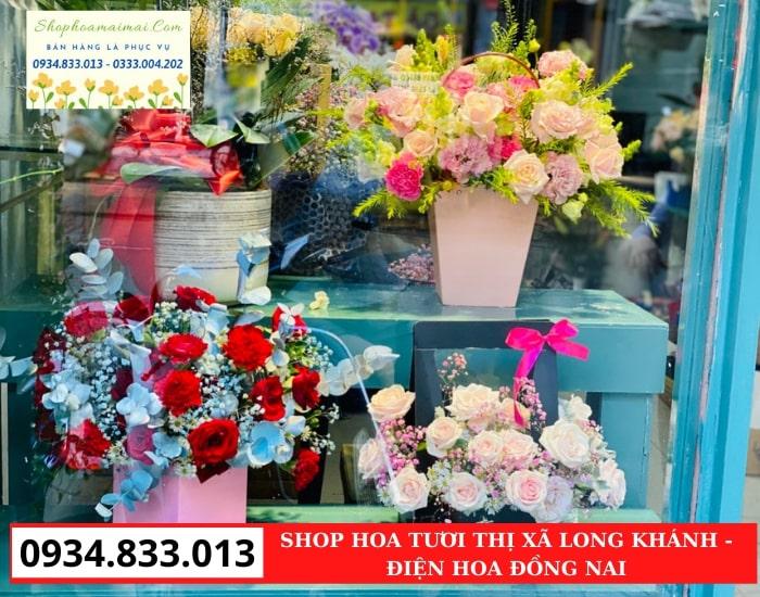 Cửa Hàng Hoa Tươi Thị Xã Long Khánh