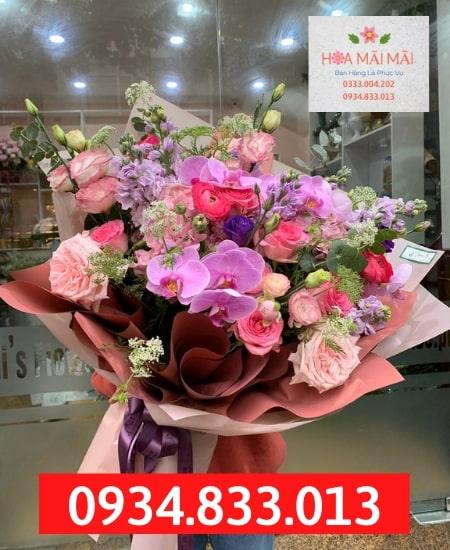 Mua Hoa Tươi Online Tại Xuân Lộc
