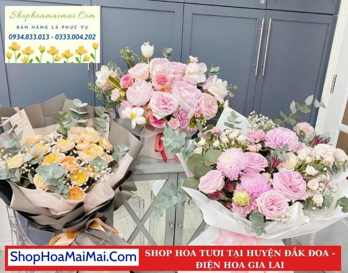 Cắm Hoa Theo Yêu Cầu Tại Gia Lai