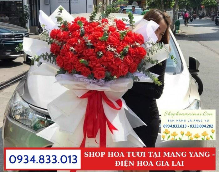 Tiệm Hoa Tươi Huyện Mang Yang