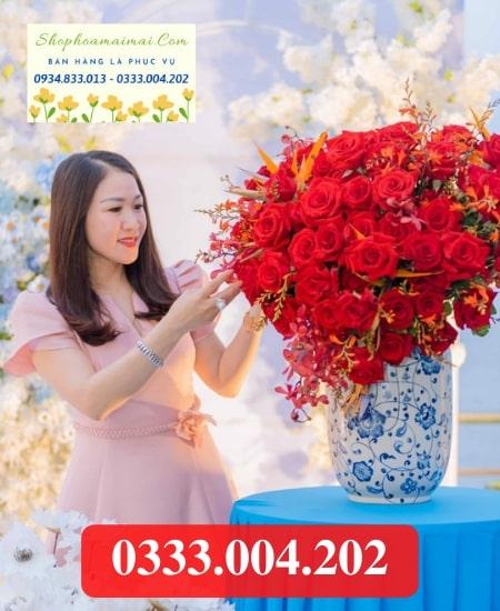 Mua hoa tươi tại Đồng Tháp