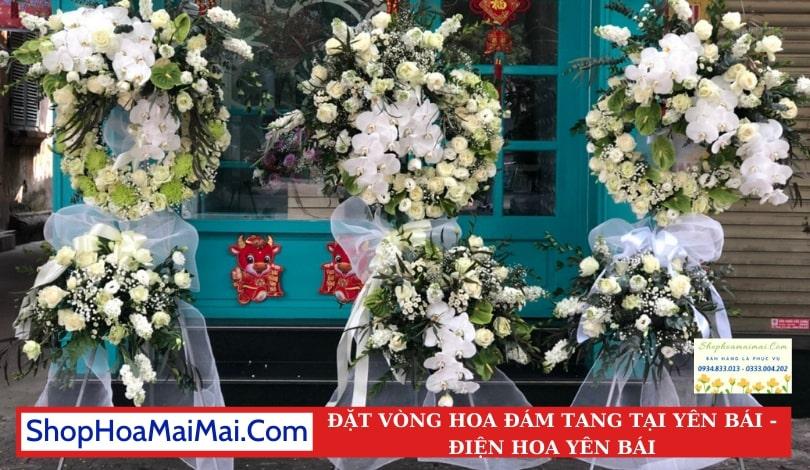 Cửa Hàng Hoa Đám Tang Tại Yên Bái