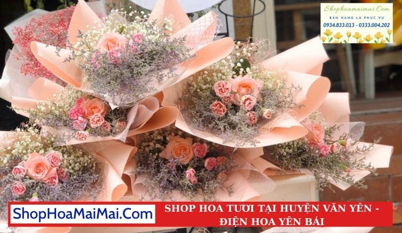 Shop Hoa Tươi Huyện Văn Yên