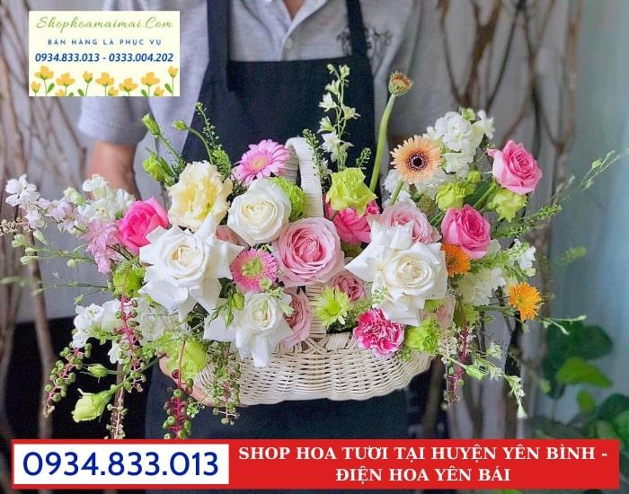 Shop Hoa Tươi Huyện Yên Bình