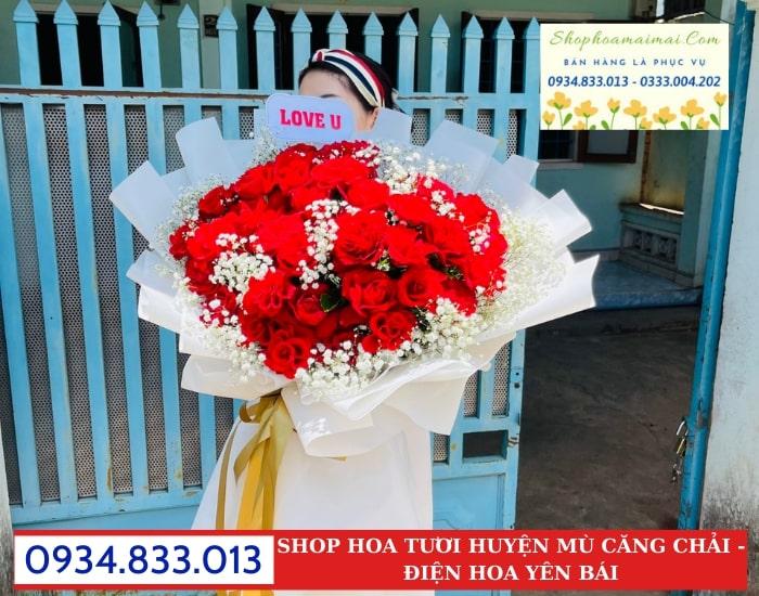 Mua Hoa Online Tại Yên Bái