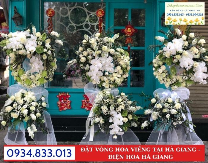 Điện Hoa Chia Buồn Tại Hà Giang