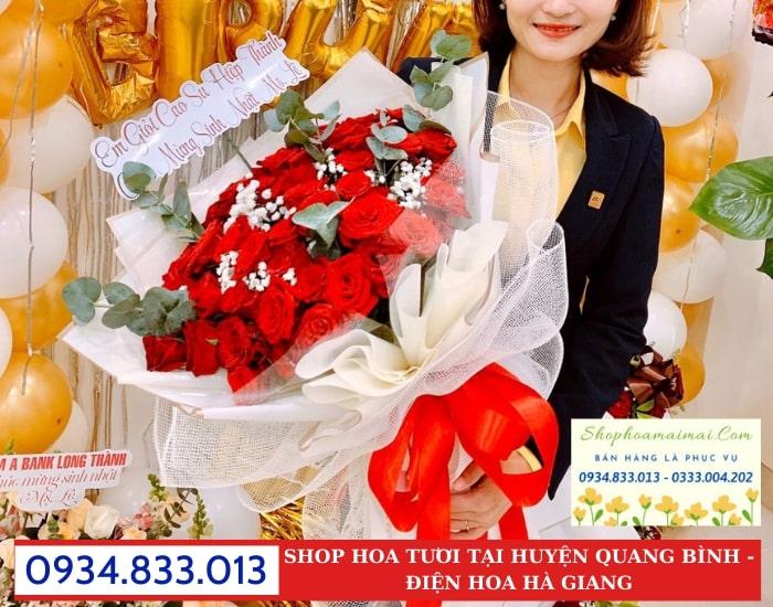 Shop Hoa Tươi Tại Huyện Quang Bình
