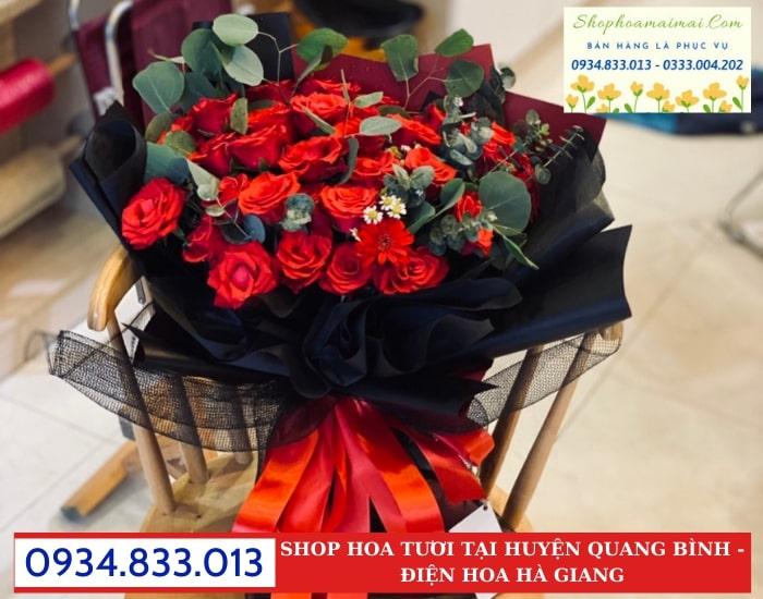 Mua Hoa Online Tại Huyện Quang Bình