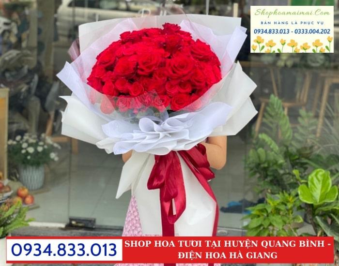 Đặt Hoa Sinh Nhật Tại Hà Giang