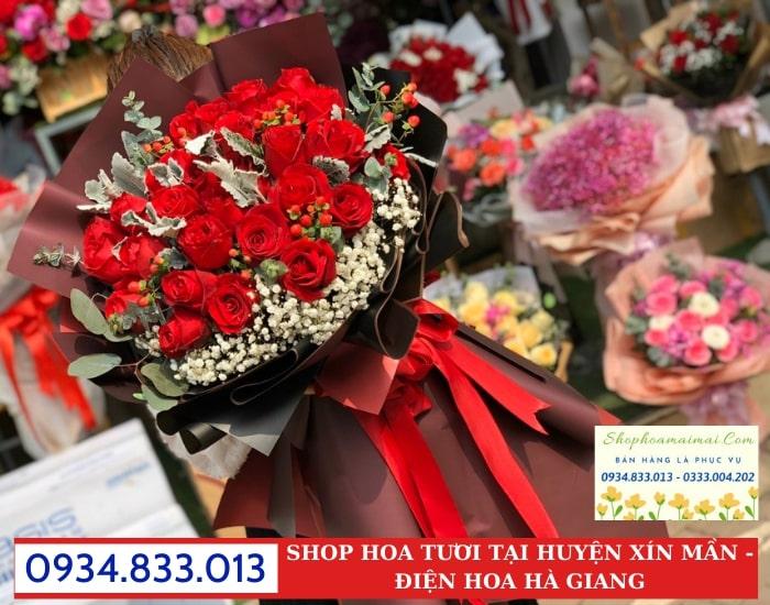 Điện Hoa Tươi Hà Giang