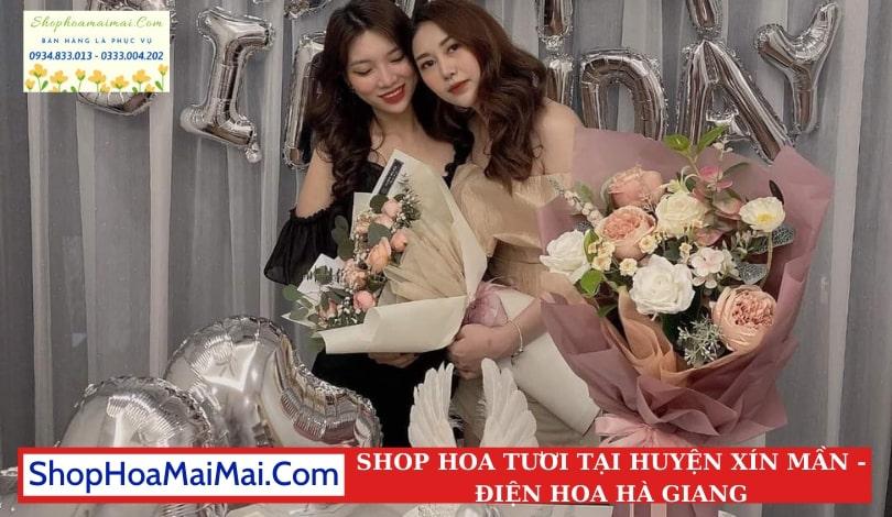 Shop Hoa Tươi Huyện Xín Mần