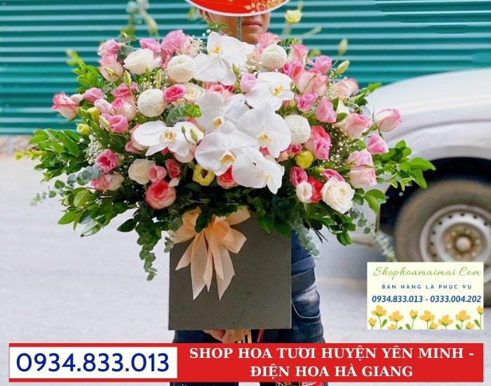 Dịch Vụ Điện Hoa Huyện Yên Minh