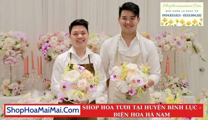 Shop Hoa Tươi Huyện Bình Lục
