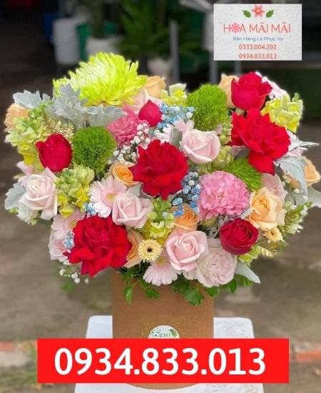 Dịch Vụ Cắm Hoa Theo Yêu CầuTại Hà Tĩnh