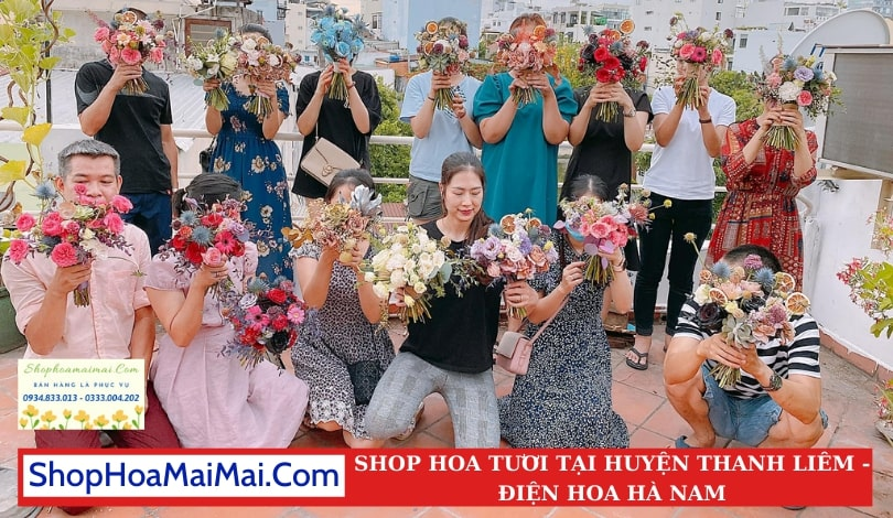 Dịch Vụ Điện Hoa Huyện Thanh Liêm