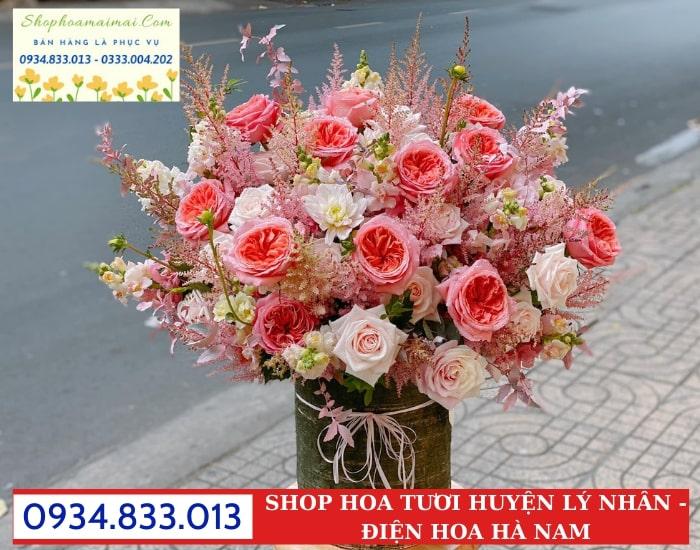 Dịch Vụ Cắm Hoa Theo Yêu Cầu Tại Hà Nam