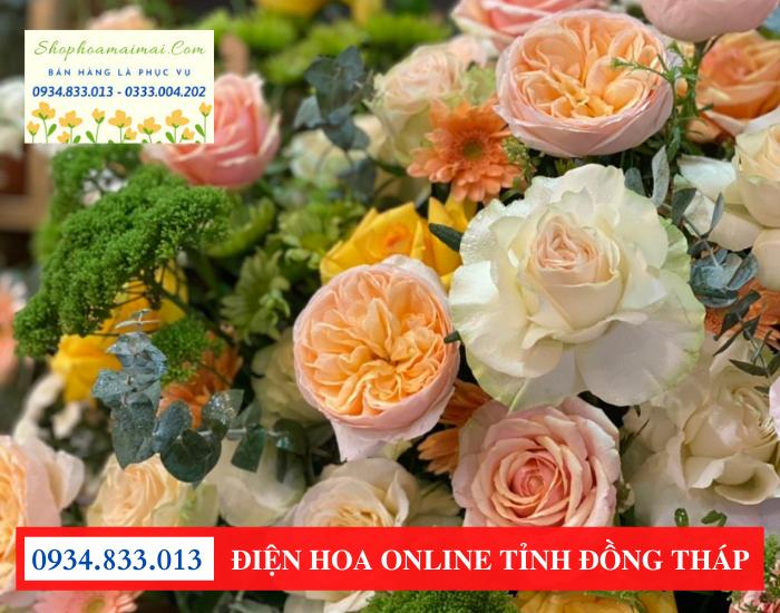 Shop hoa tươi online Đồng Tháp