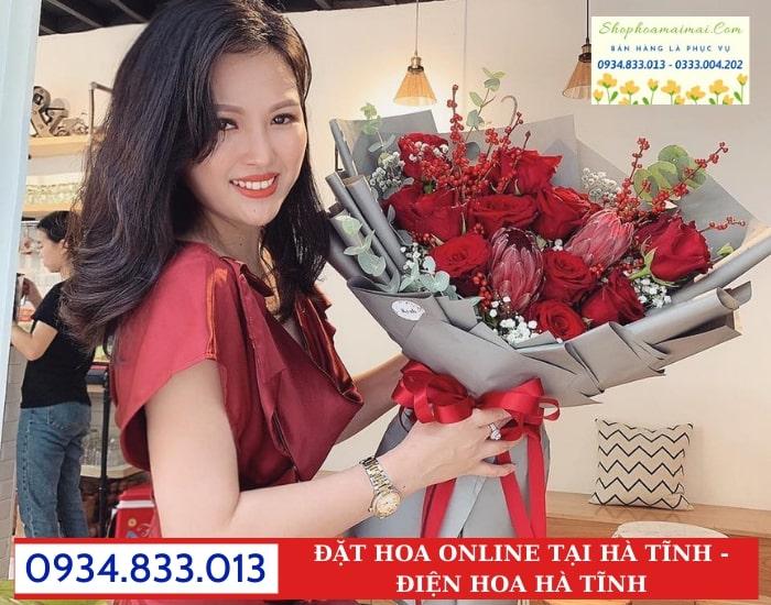 Shop Hoa Tặng Ngày 20/10 Tại Hà Tĩnh