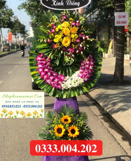 Giao hoa tang lễ tận nơi tại Đồng Tháp