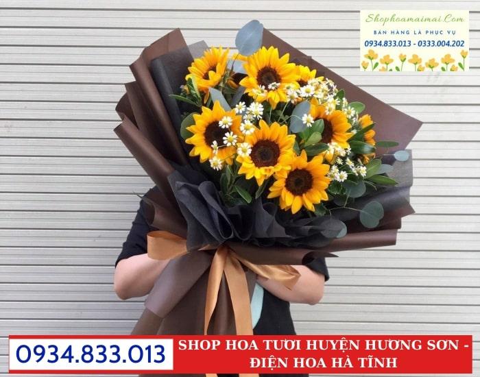 Đặt Hoa Tươi Online Huyện Hương Sơn