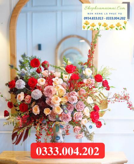 Shop hoa tươi tại tp Sa Đéc Đồng Tháp