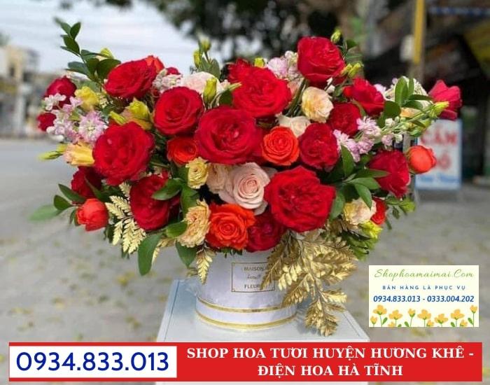Shop Hoa Tươi Huyện Hương Khê