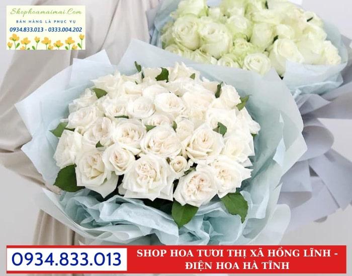 Cắm Hoa Theo Yêu Cầu Tại Hồng Lĩnh