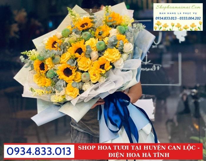 Mua Hoa Tươi Online Tại Can Lộc